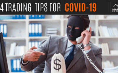 4 Trading Tips for COVID-19